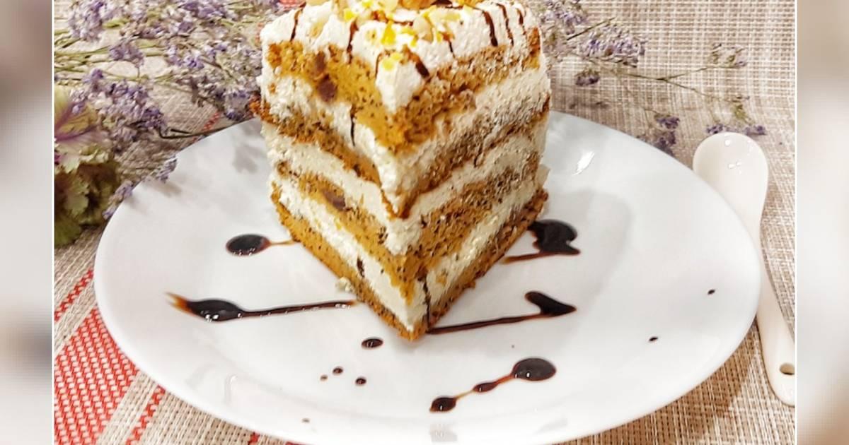 приобрести торт из маскарпоне рецепт с фото пошагово давайте соберем