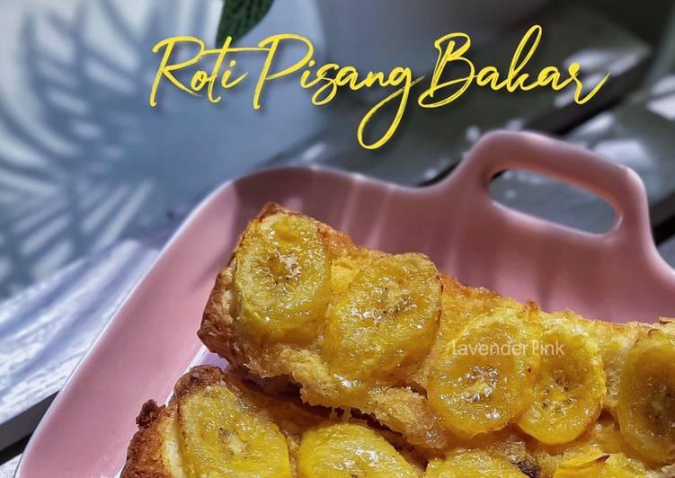 Roti Pisang Bakar - resepipouler.com