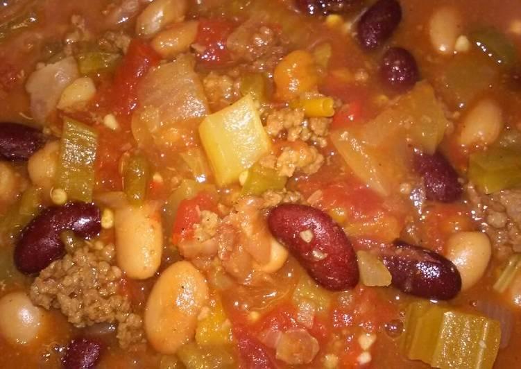 3 Alarm Chili w/Beans