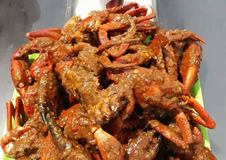 Resep Kepiting Bumbu Pedas Oleh Fifit Feng Cookpad