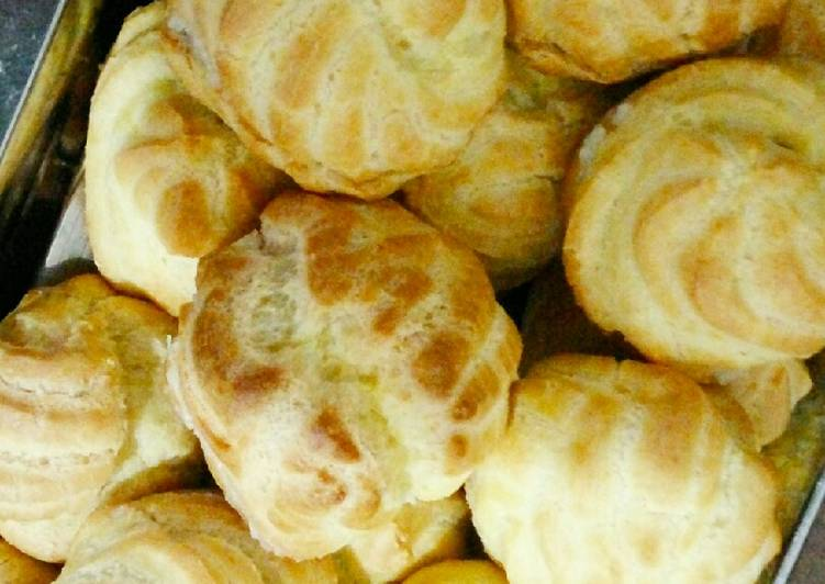 Kue sus isi fla durian