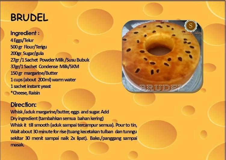 Resep Brudel Cake Manado Oleh Shawnfaverecipes Cookpad