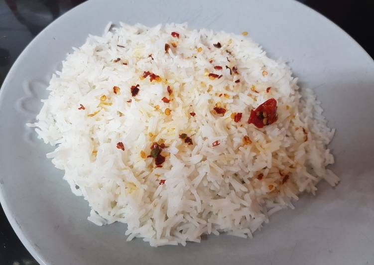 My Chilli Basmati Rice