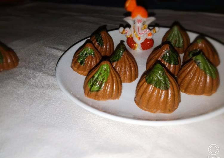 Panchamrut chocolate modak