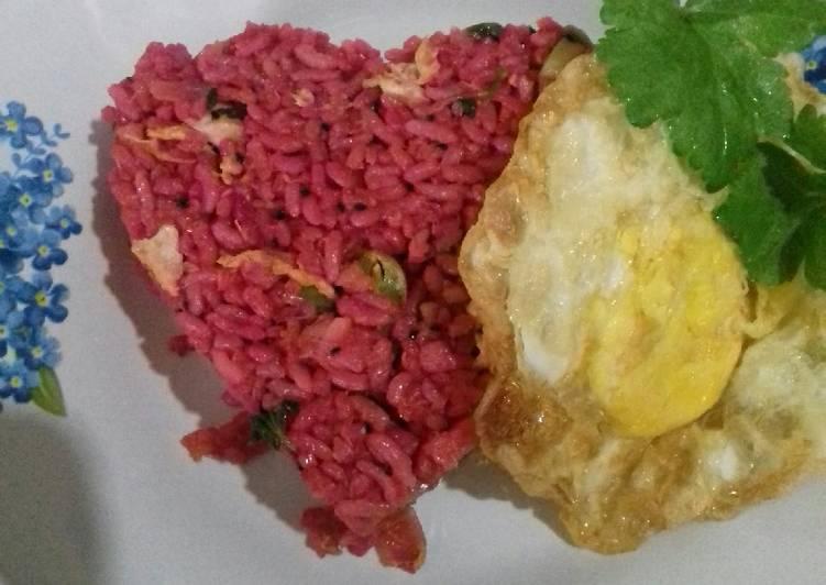 Nasi Goreng Buah Naga Part II