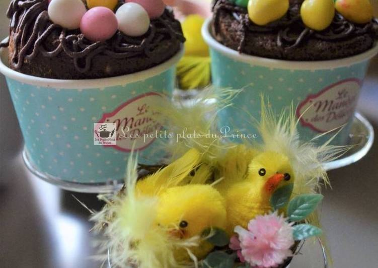 Les Meilleures Recettes de Cupcakes de Pâques