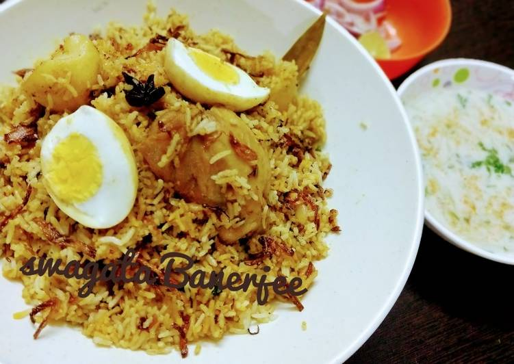 Best Comfort Dinner Ideas Diet Perfect Chicken Biryani (Kolkata style)