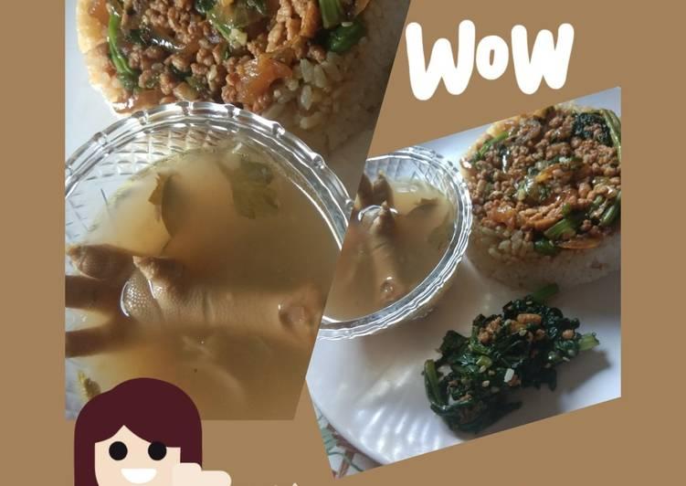 Nasi ayam Hainan express