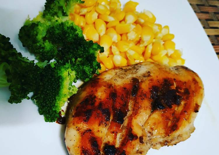 Resep Dada Ayam Diet Yanie 30hari 5 Kg Pekan Sunda Cookpedcommunity Oleh Yanie Cookpad