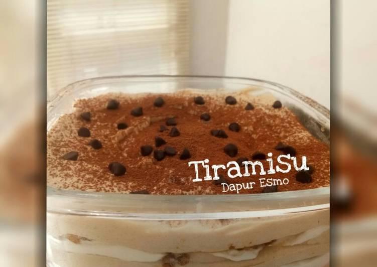 Tiramisu simple