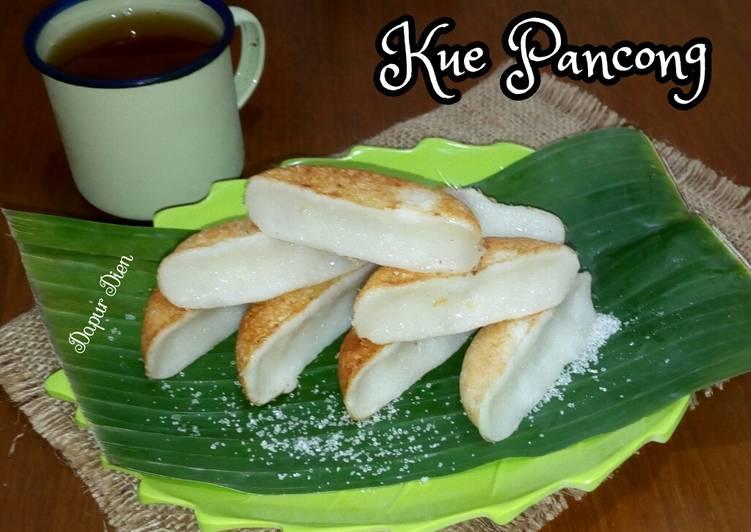 Kue Bandros / Kue Pancong