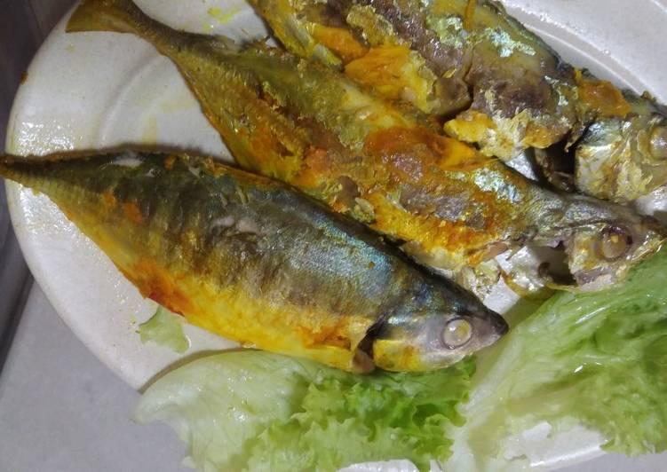 Ikan Bakar Tok Mak