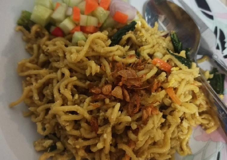 Resep Mi goreng jawa nyemeg (balita friendly) Paling Enak