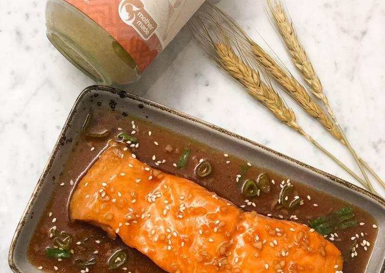 Resep Honey Teriyaki Salmon Bisa Manjain Lidah Paduan Kuliner Indonesia