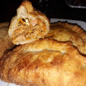 Empanadas de Pollo Jugosas + Tapas de Empanadas (Horno-Fritas)