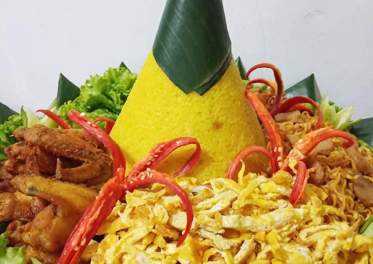 Nasi Tumpeng NCC