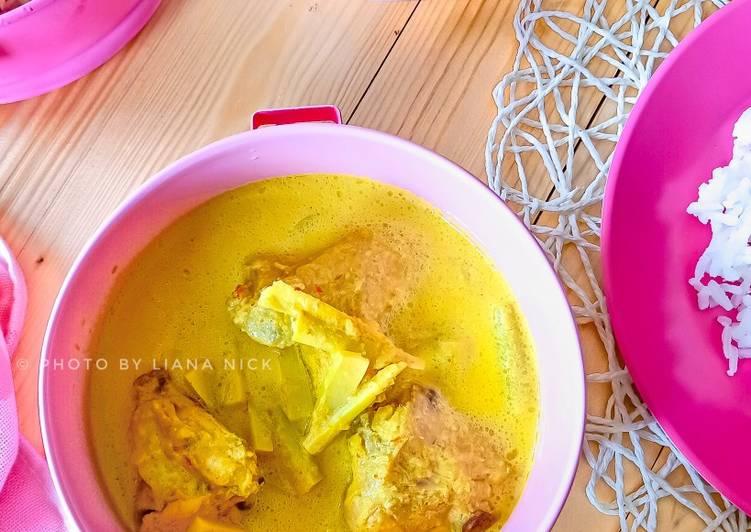 Ayam dan rebung jeruk masak lemak cili api - velavinkabakery.com