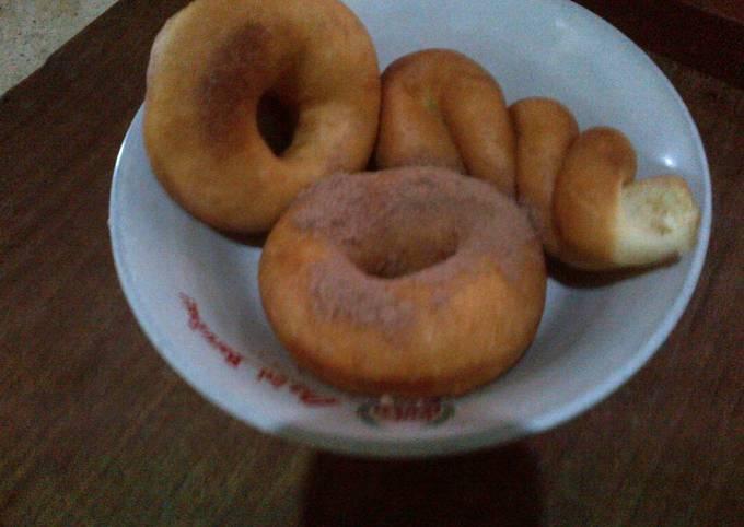 Potato Donut