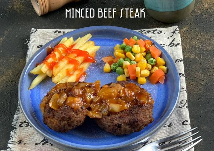 Minced Beef Steak