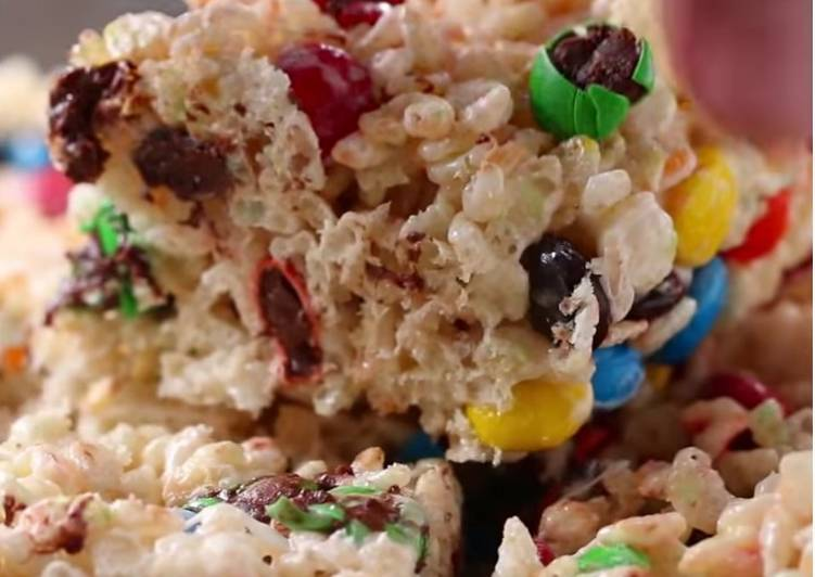 Chocolate Cereal Treats