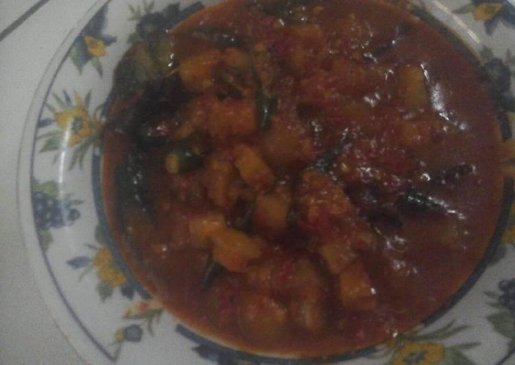 Kikil sapi cabe ijo - cookandrecipe.com