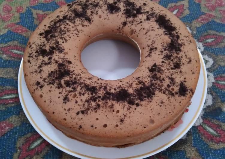 Resep Bolu air/bolu irit/bolu satu telur chocolatos coklat yang Bikin Ngiler