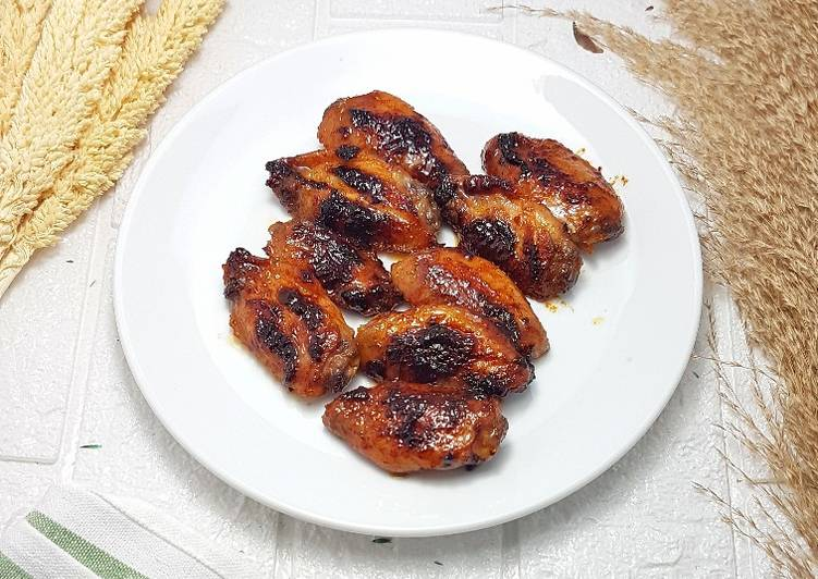 Chicken wings ala pizza hut