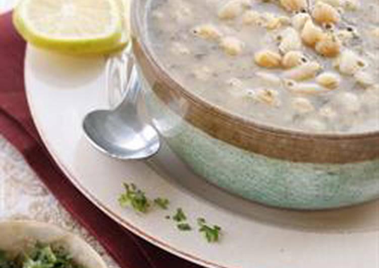 Recipe of Speedy Mixed bean soup - shorbet makhlouta