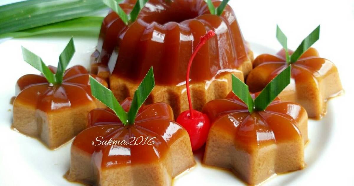 Resep Puding Santan Gula Merah oleh Sukmawati_rs - Cookpad