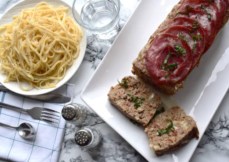 recette Pain de viande italien délicieux