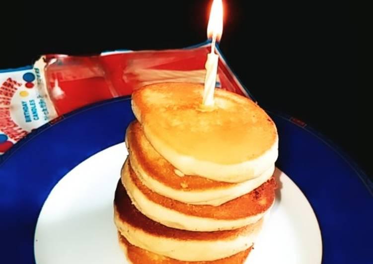 Mini Soufflé Pancakes 🥞❤