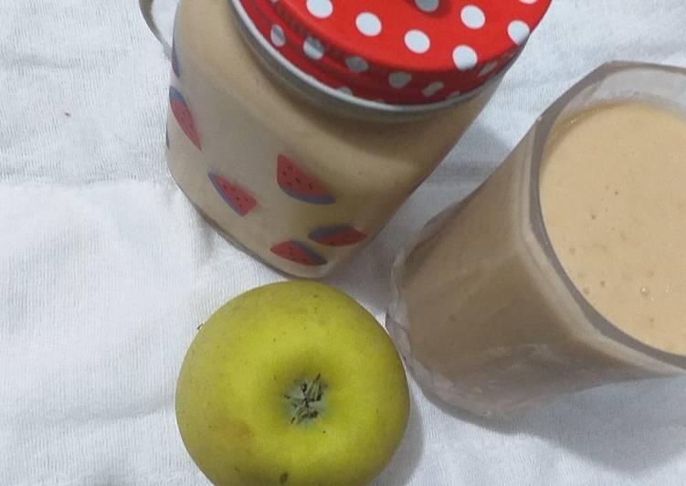 Steps to Make Award-winning Apple shake