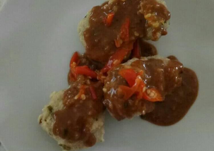 Cireng (Tapioca fritter) *Vegan