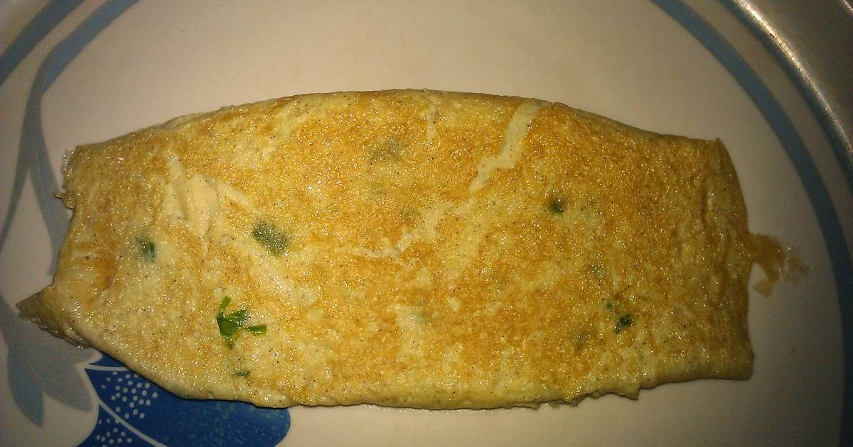 Classic French Omelette Recipe By Bunny Cookpad