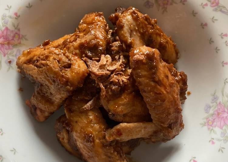 Ayam Rica Rica (Bumbu Instan)