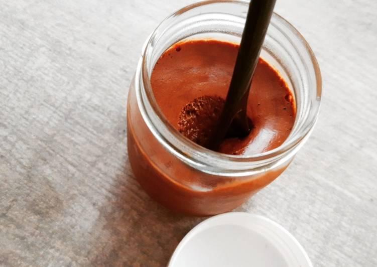 recette Mousse au chocolat délicieux