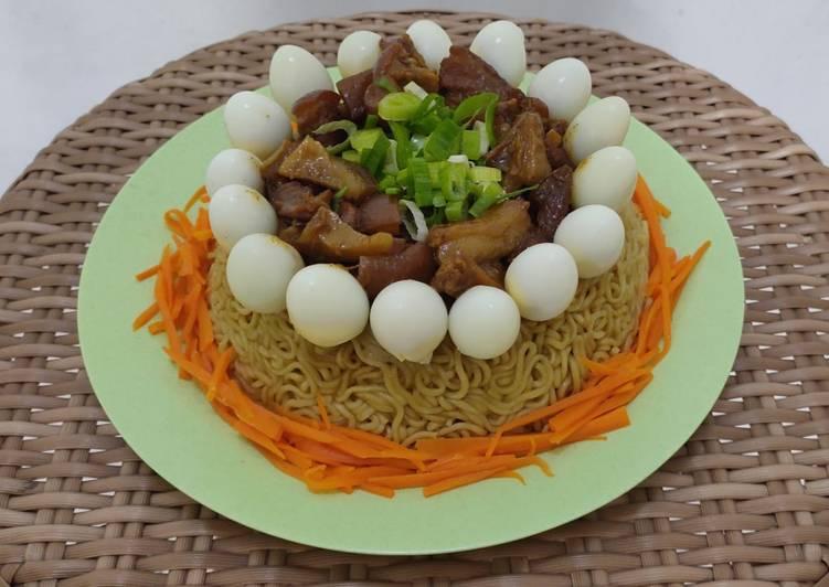 Kue ultah super irit tapi jadi favorite, simple banget!! - cookandrecipe.com