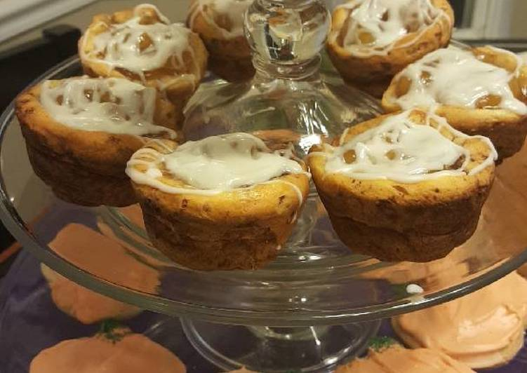How to Cook Delicious Cinnamon Roll Apple Tarts