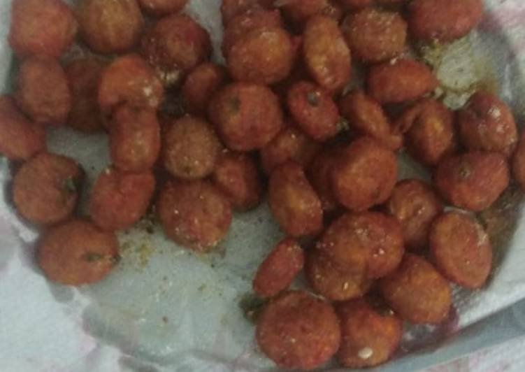 Fried Soya Chunks