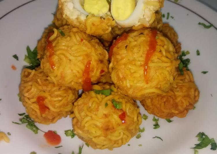 Resep Indomie Takoyaki Oleh Nurhafizah Cookpad