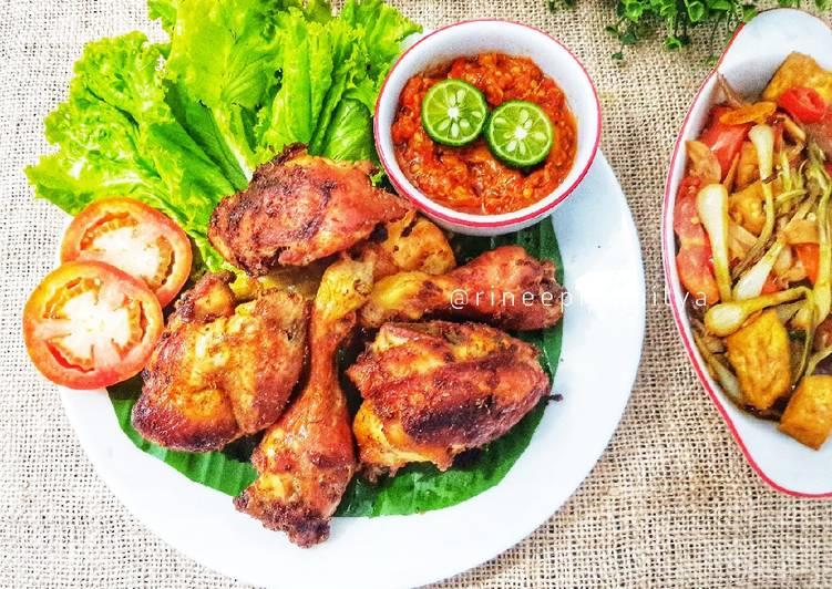 Resep Ayam Goreng Bumbu Kuning Khas Sunda Enak Super Lezat Dan Mudah Serta Sederhana Permataboga Website