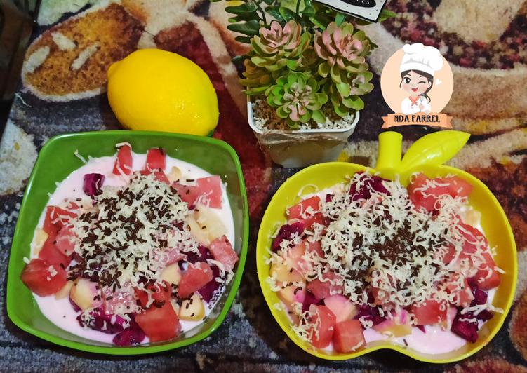 Salad Buah Yummy