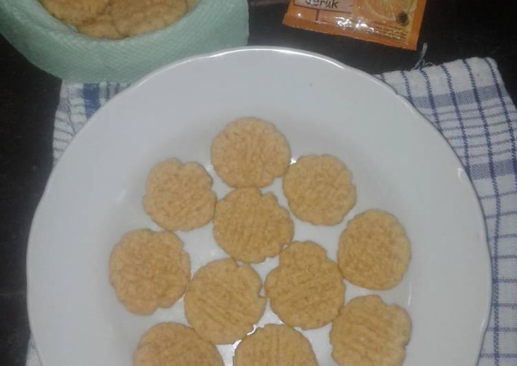 Orange Cookies Teflon 🍂
