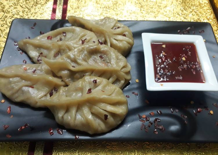 25 Minute Step-by-Step Guide to Make Refreshing Momo with keema filling