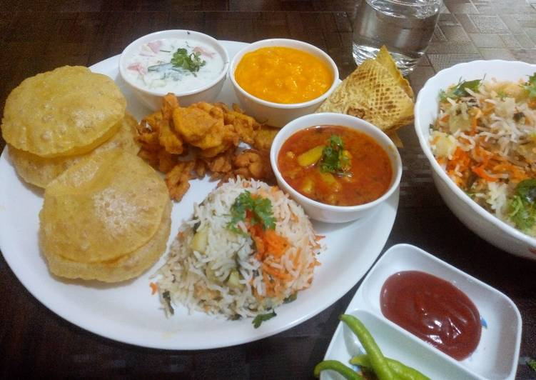 7 Simple Ideas for What to Do With Festive thali