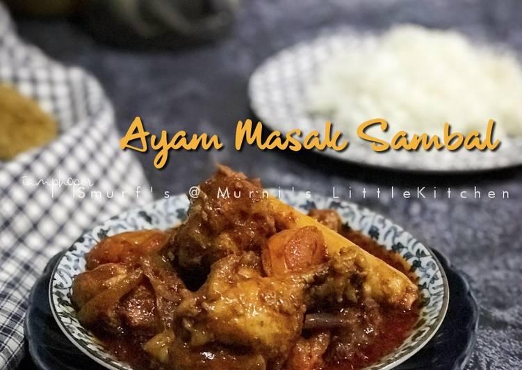 Ayam Masak Sambal - velavinkabakery.com