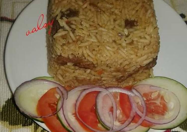 Recipe of Perfect #Tbt1 pilau mbuzi