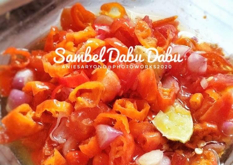 Cara Membuat Sambel Dabu Dabu featuring Ikan Bakar, Bikin…