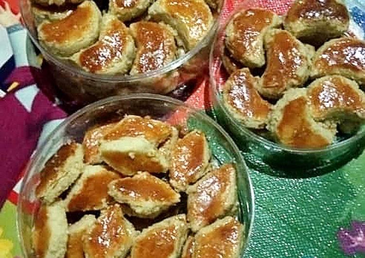 Kue kacang kering - cookandrecipe.com