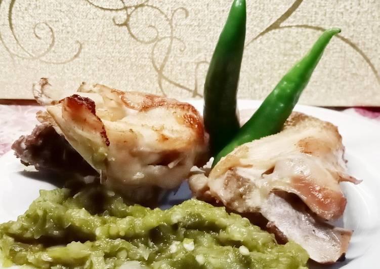 Resep Ayam POP Sambal Lado Yang Gampang Sedap